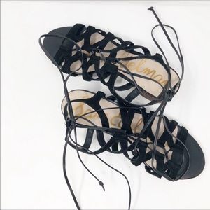 Sam Edelman Ardella Lace Up Gladiator Sandals 9